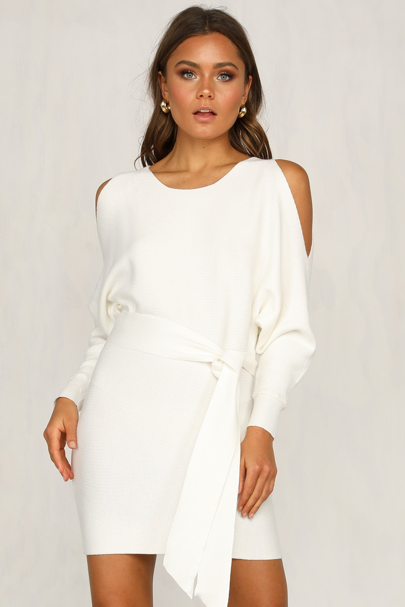 Night Like This Dress (Ivory)