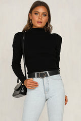 Modern Regality Top (Black)