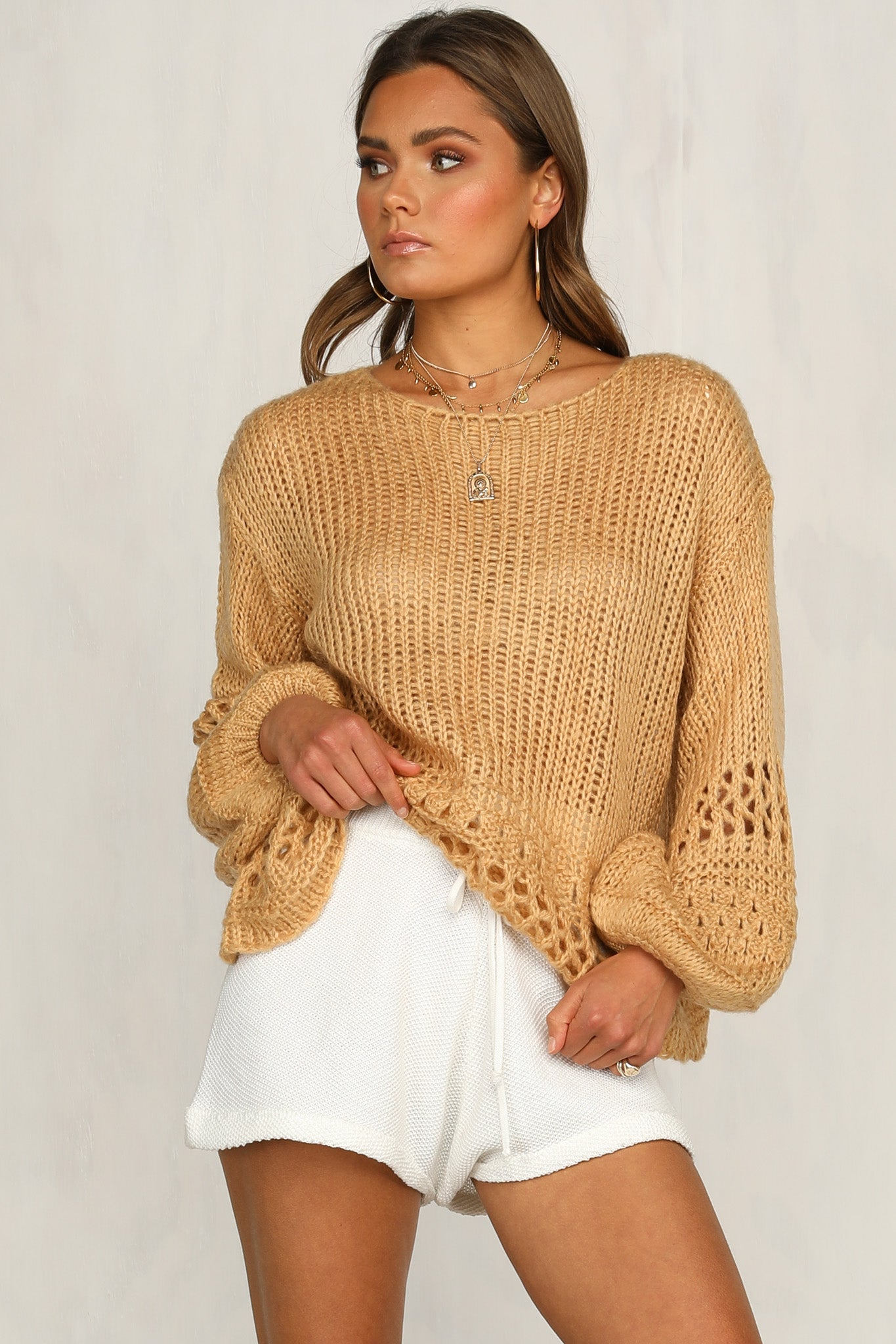 Sun Catcher Knit
