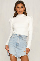 Modern Regality Top (White)