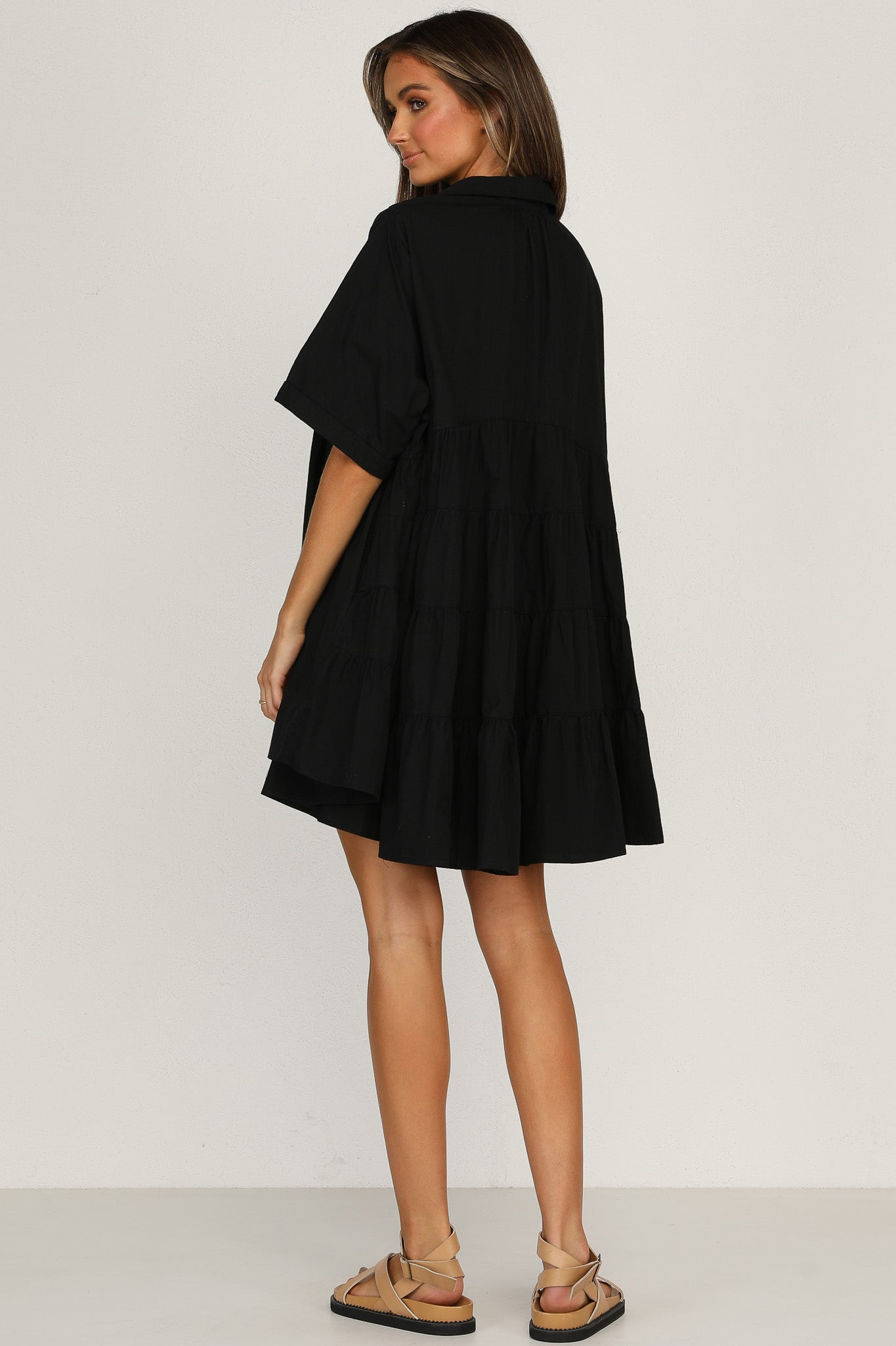 Ashley Dress (Black)