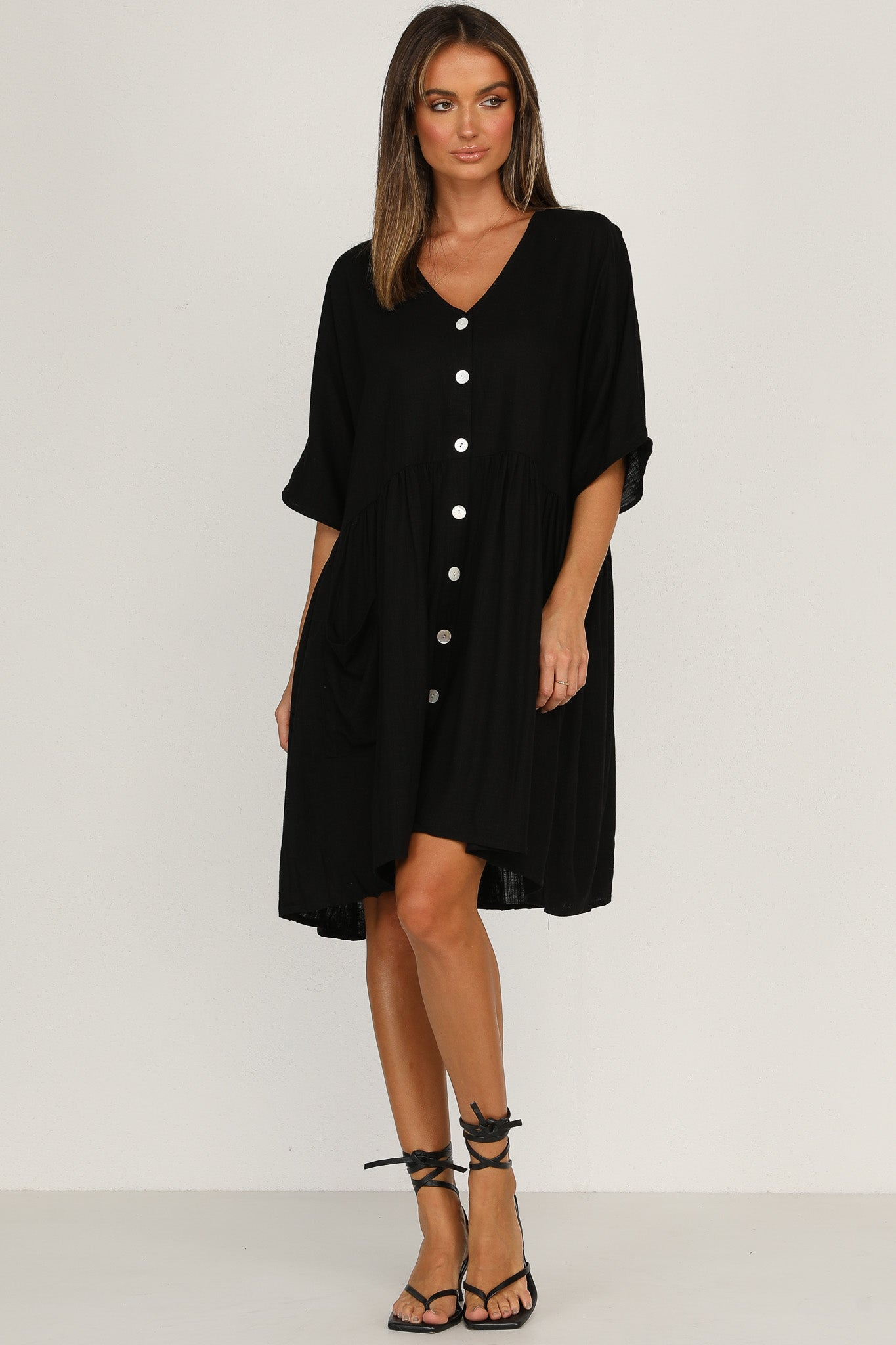 Madden Dress (Black)