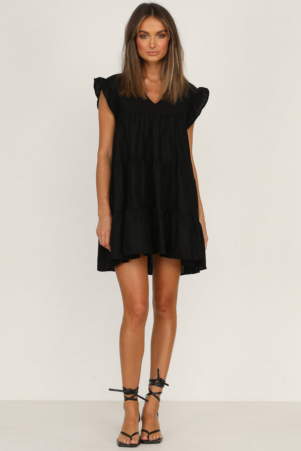 Piper Dress (Black)