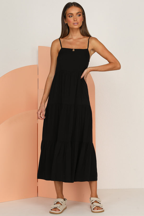 Reese Dress (Black)
