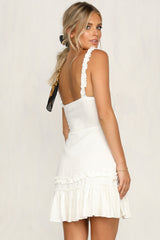 Mercie Dress (White)