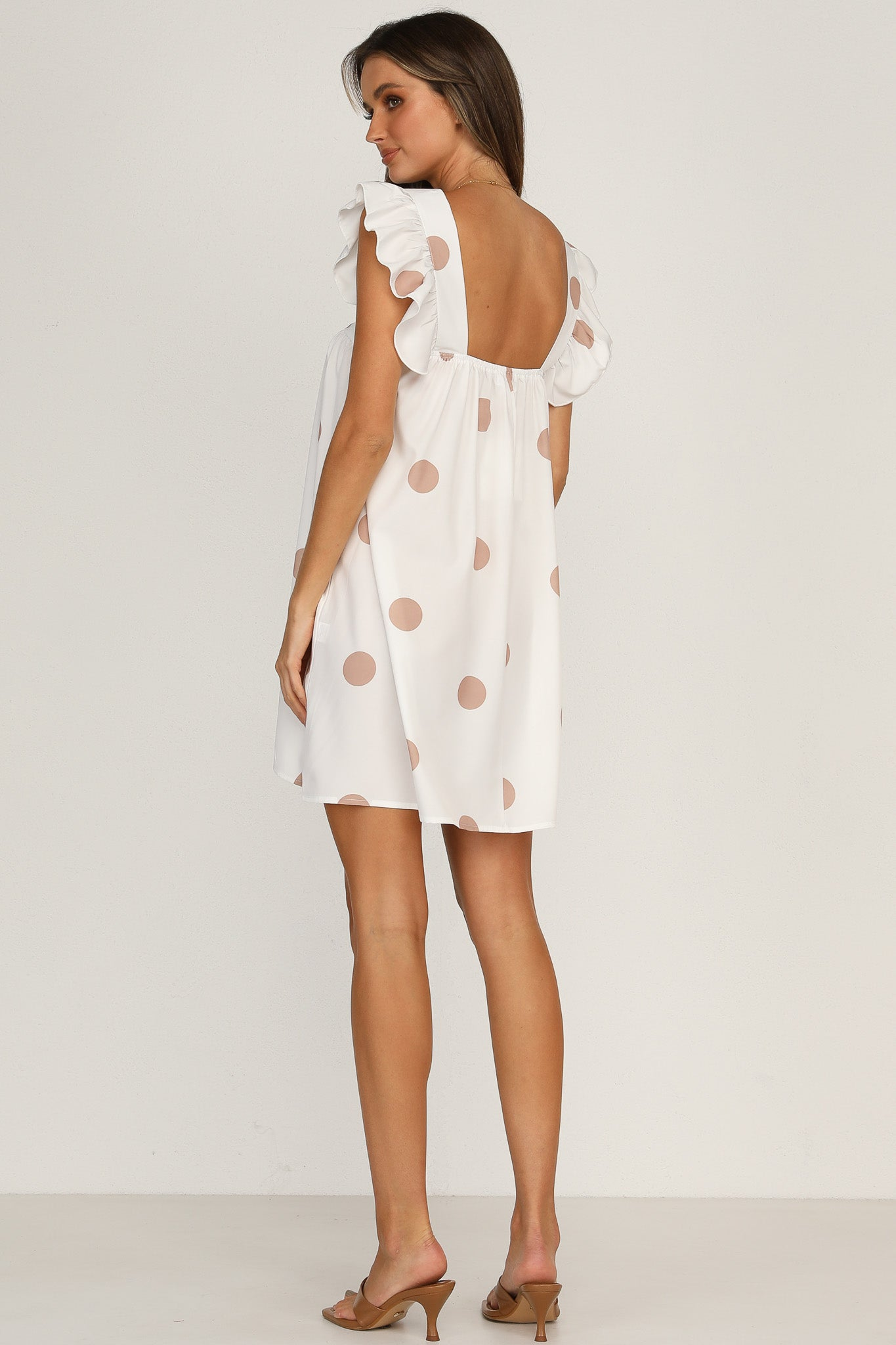 Poppy Dress (Polka-dot)