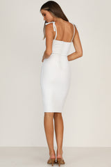 Vienna Dress (White)