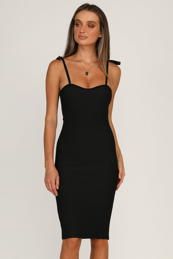 Vienna Dress (Black)
