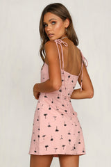 California Dreams Dress (Pink)