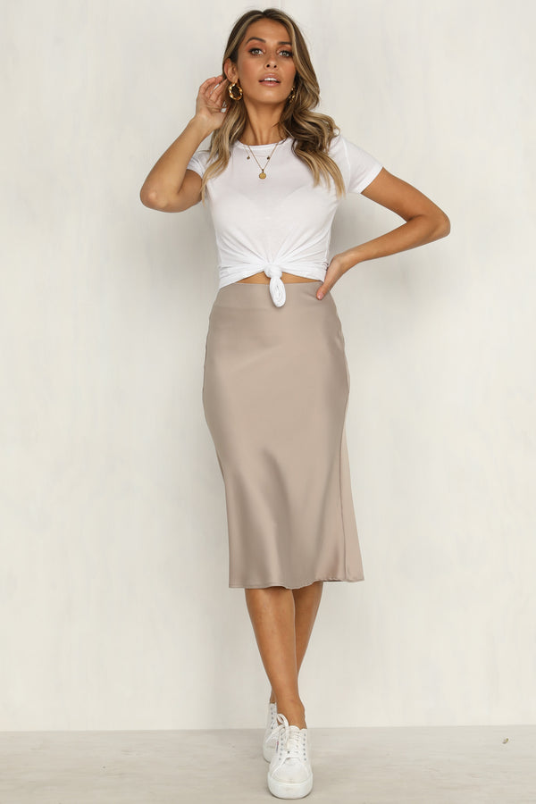 Evolution Skirt (Mocha)