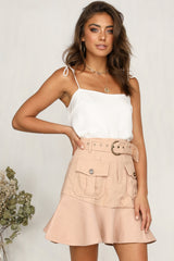Mendoza Skirt (Blush)