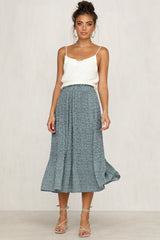 Envy Skirt (Teal)