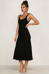 Let Live Ribbed Dress