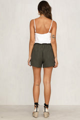 Miles Away Shorts (Khaki)