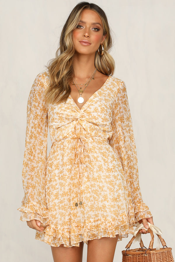 Pure Sunlight Dress