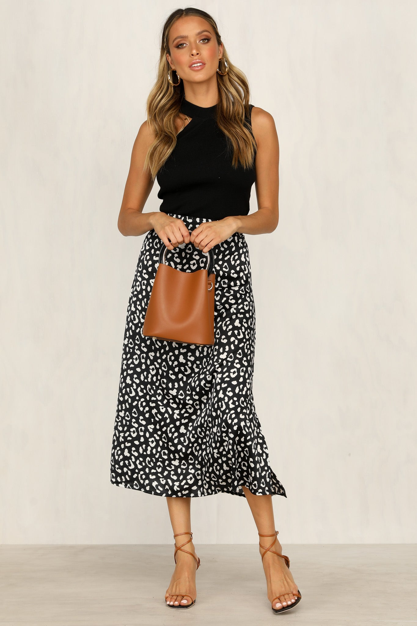 Late Night Fever Skirt