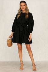 Just Like Me Dress (Black)