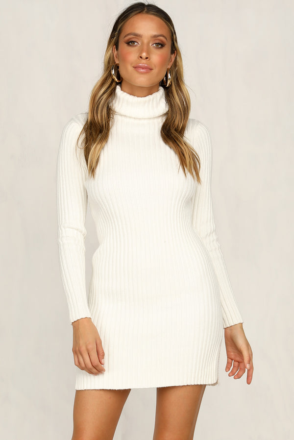 In Conversation Dress (White)