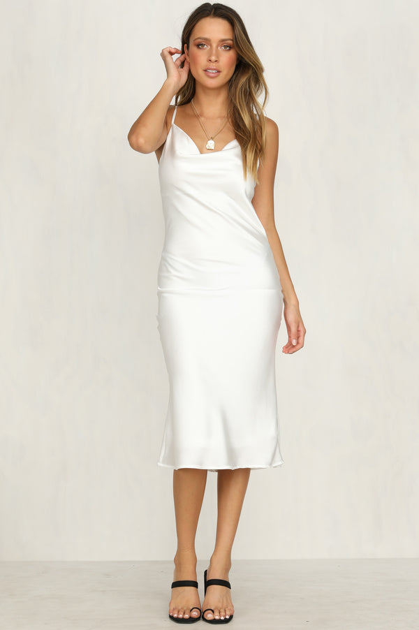 Linley Dress (White)