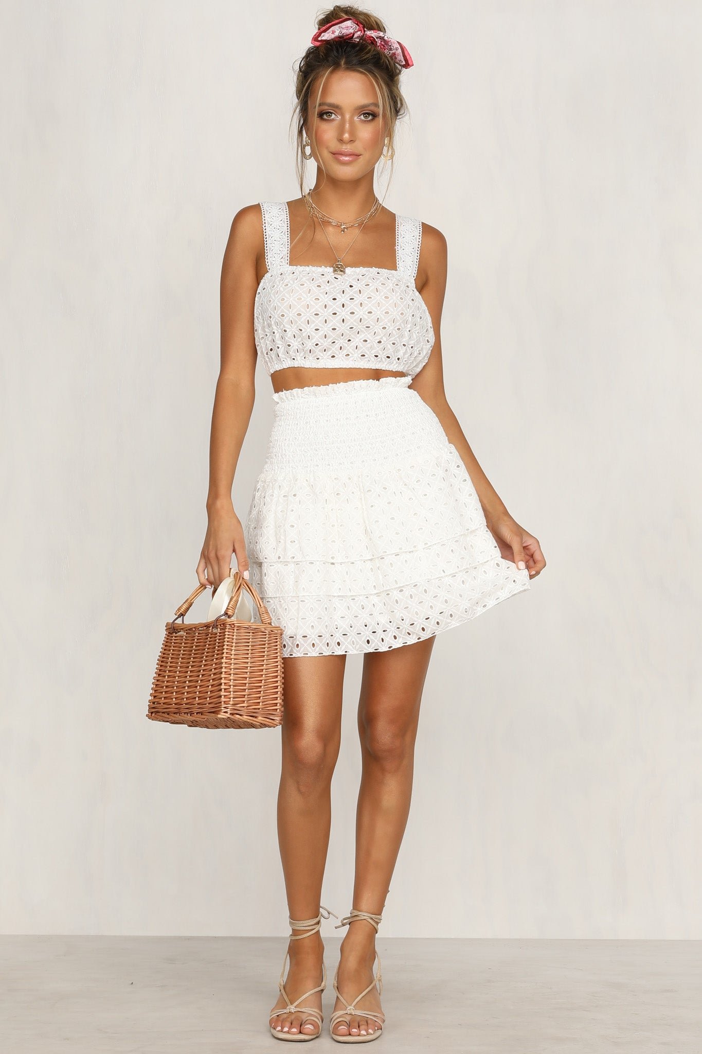 Coralie Set (White)