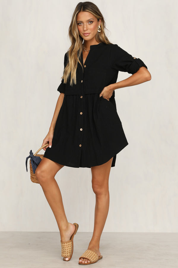 Off Hand Tunic (Black)