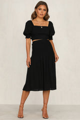 Mireille Skirt (Black)