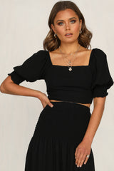 Mireille Top (Black)