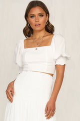 Mireille Top (White)