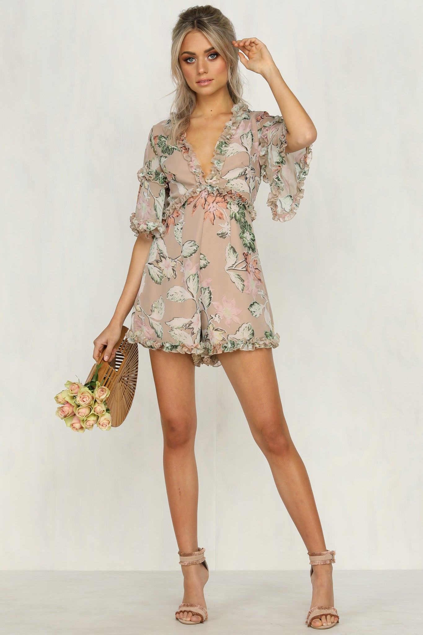 Visalia Playsuit