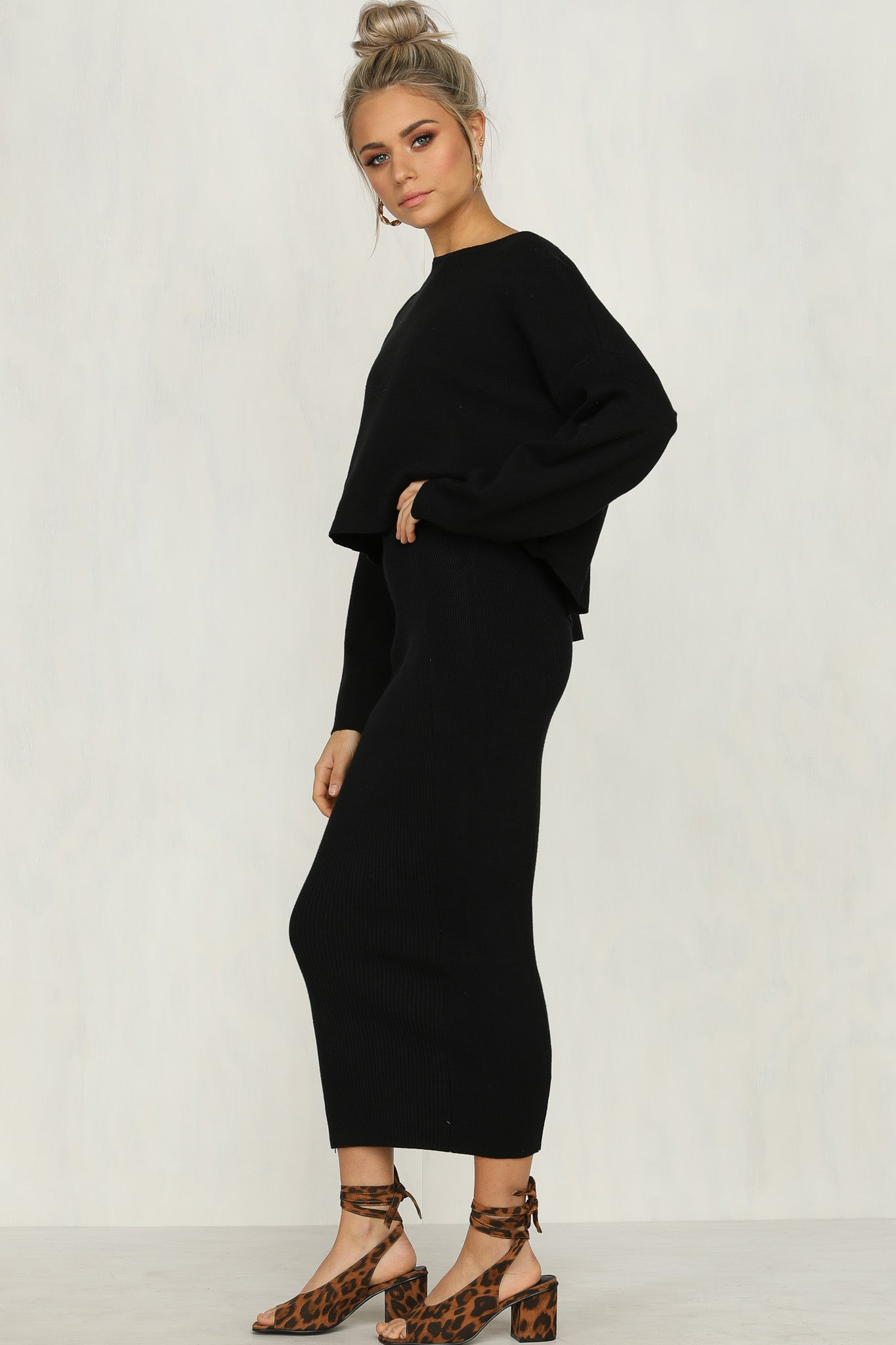 Perla Knit Skirt