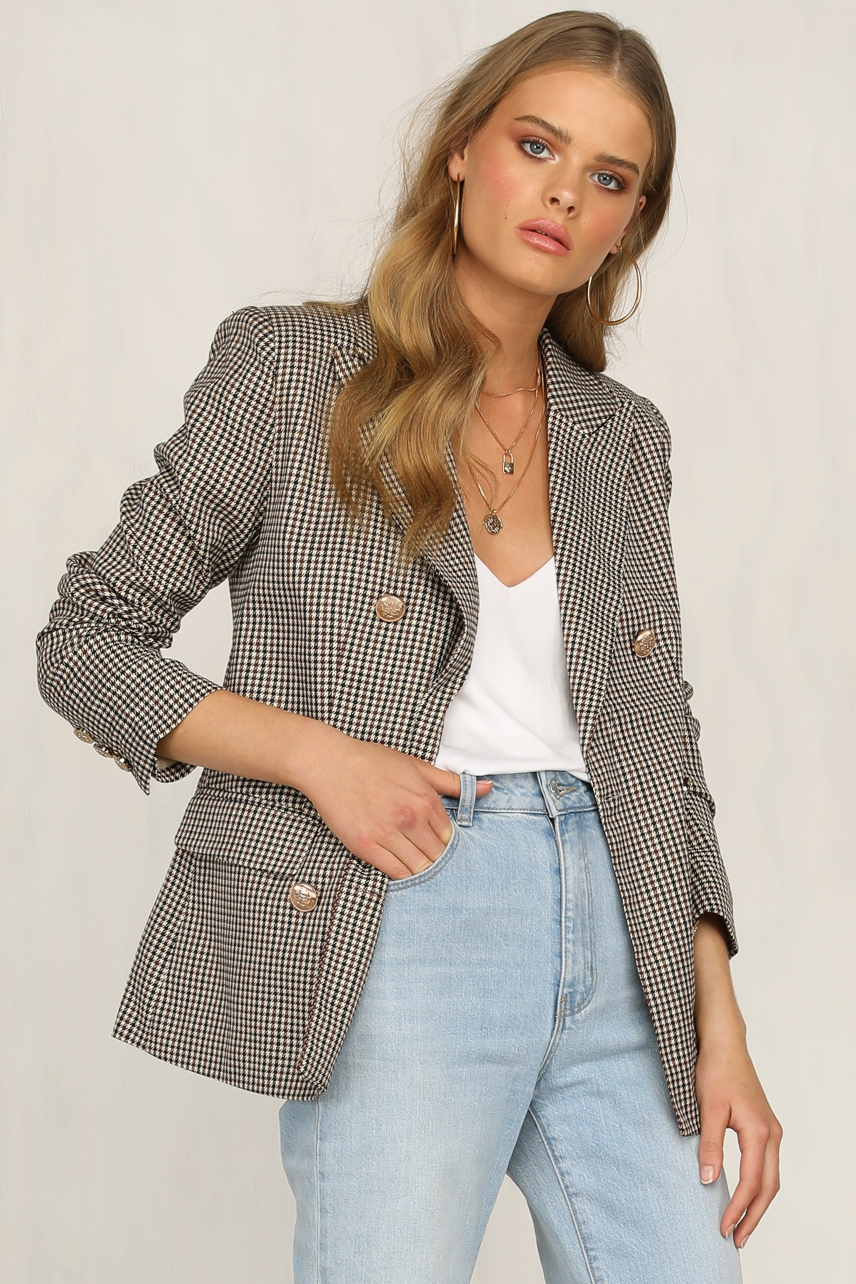 Wake Up Call Blazer