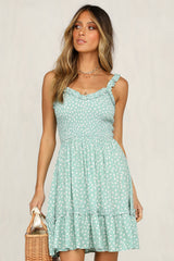 Sonali Dress (Mint)