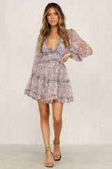 Million Reasons Dress (Grey)