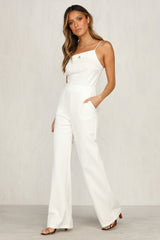 In Formation Jumpsuit (White)
