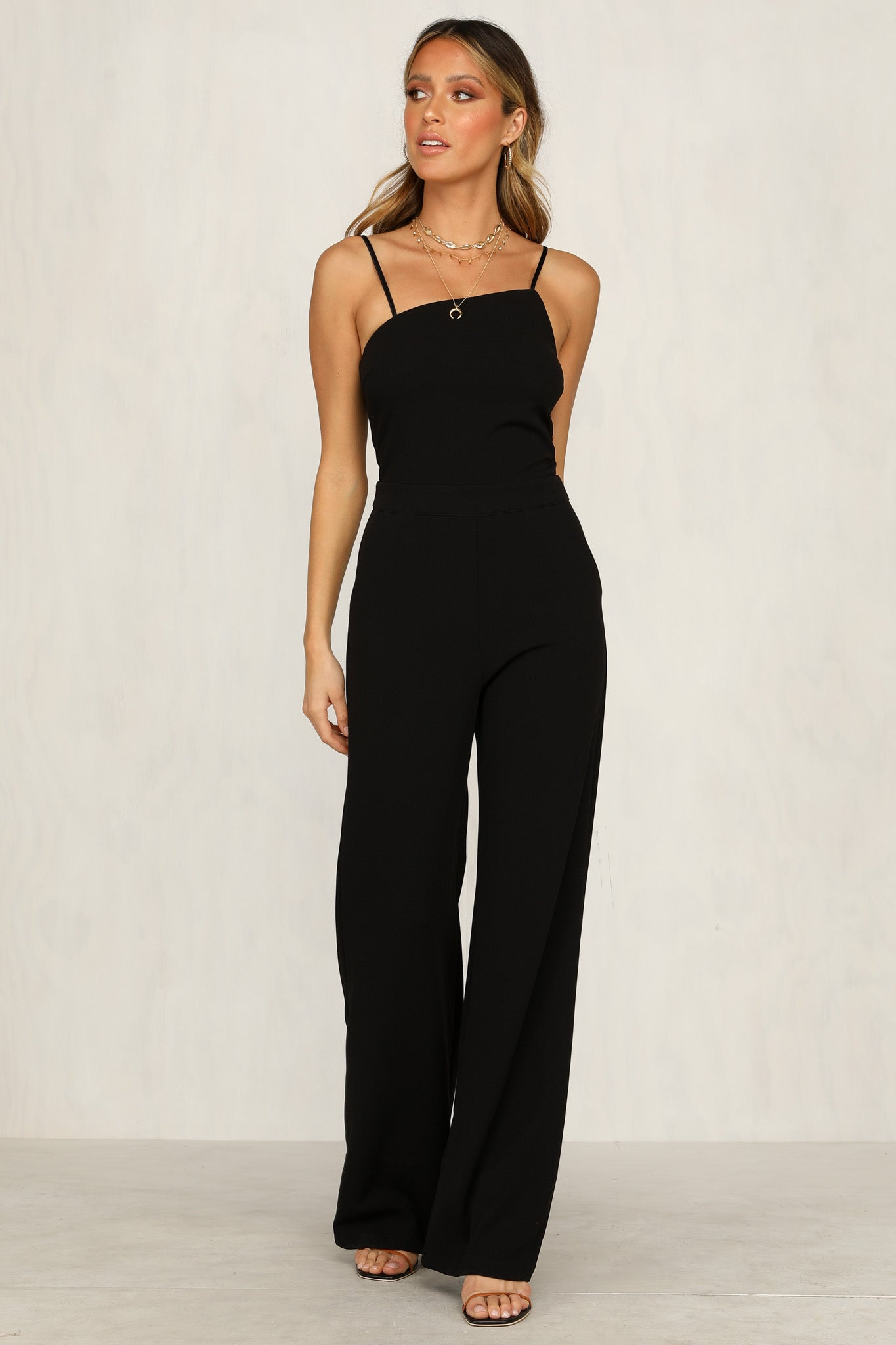 In Formation Jumpsuit (Black)