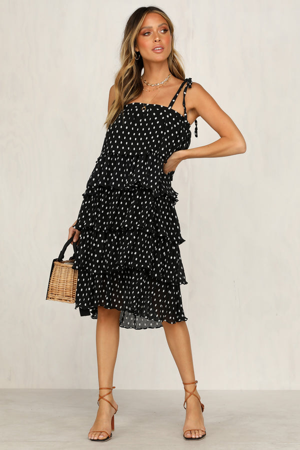 Amorette Dress (Black)