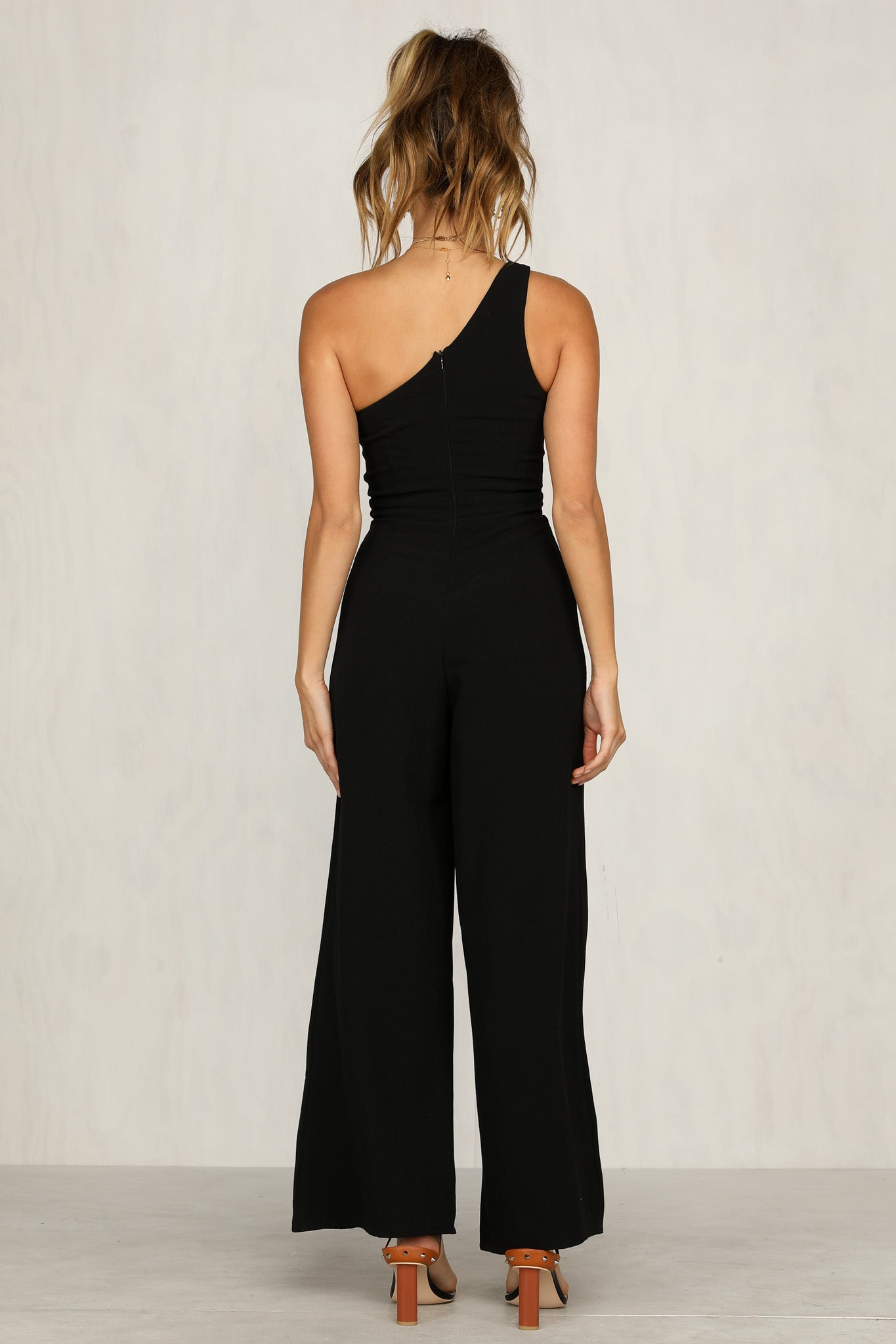 Revolver Jumpsuit (Black)