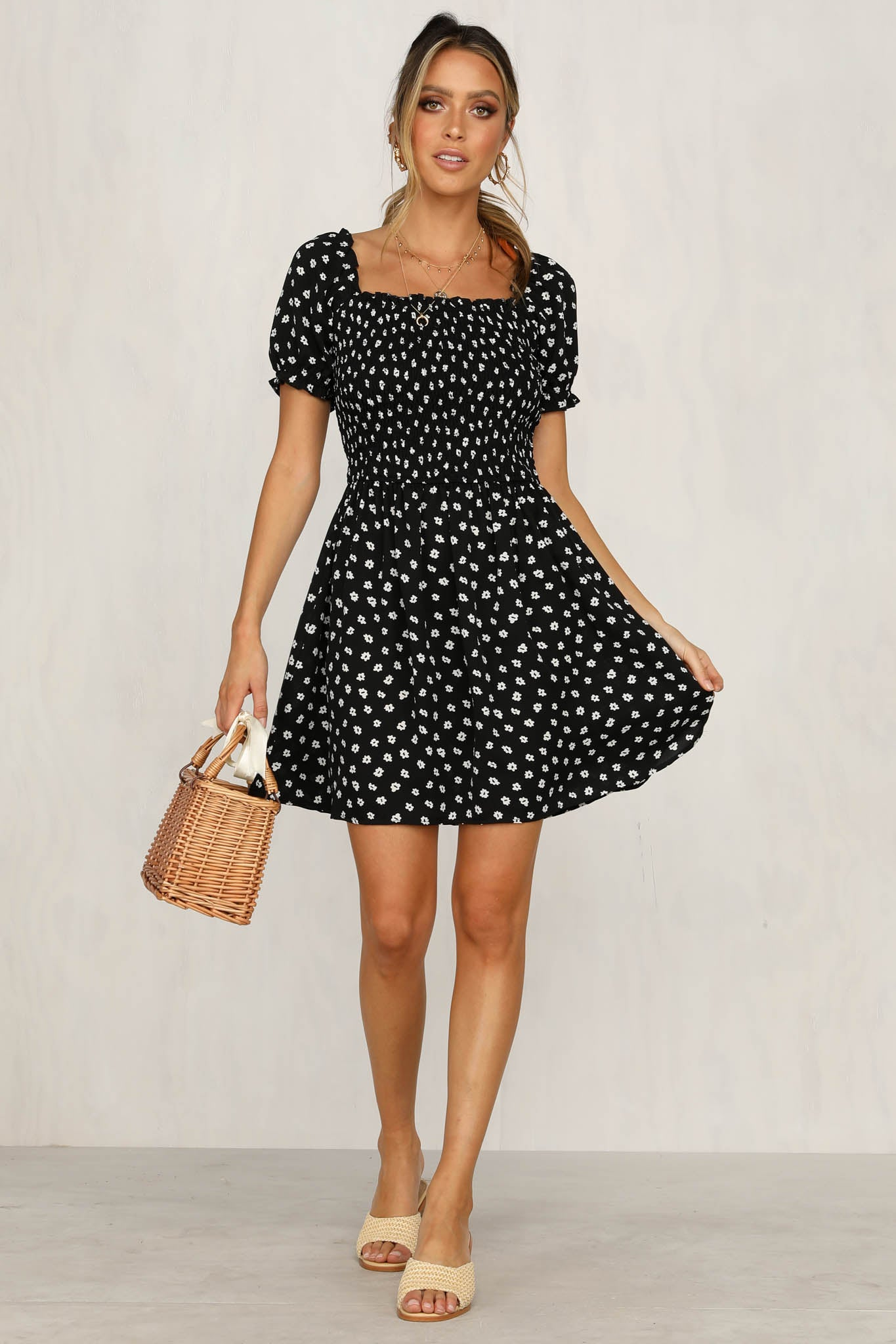 Darling Dress (Floral)
