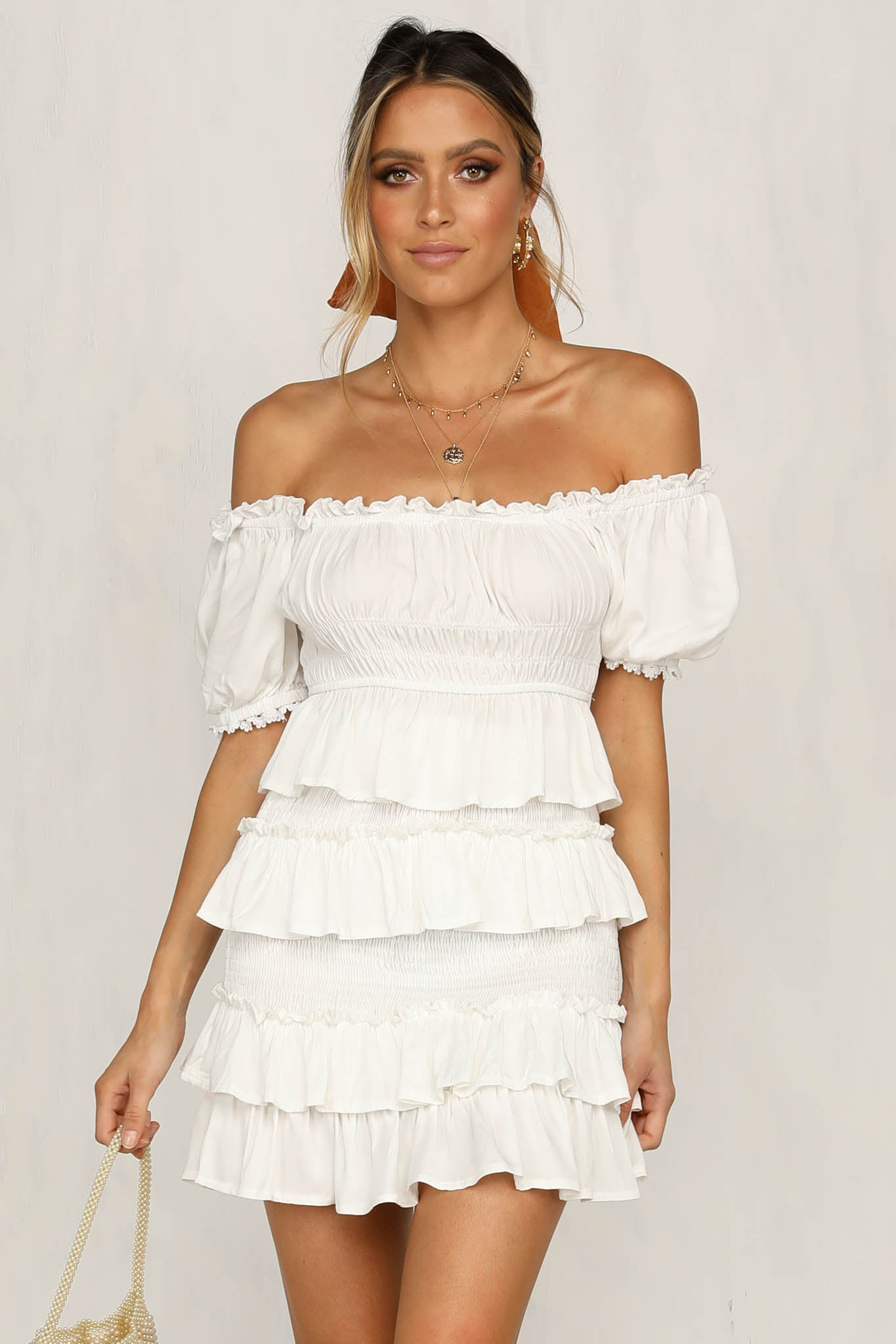 Send My Love Top (White)