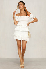 Send My Love Skirt (White)
