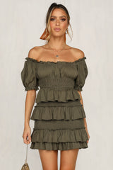 Send My Love Top (Khaki)