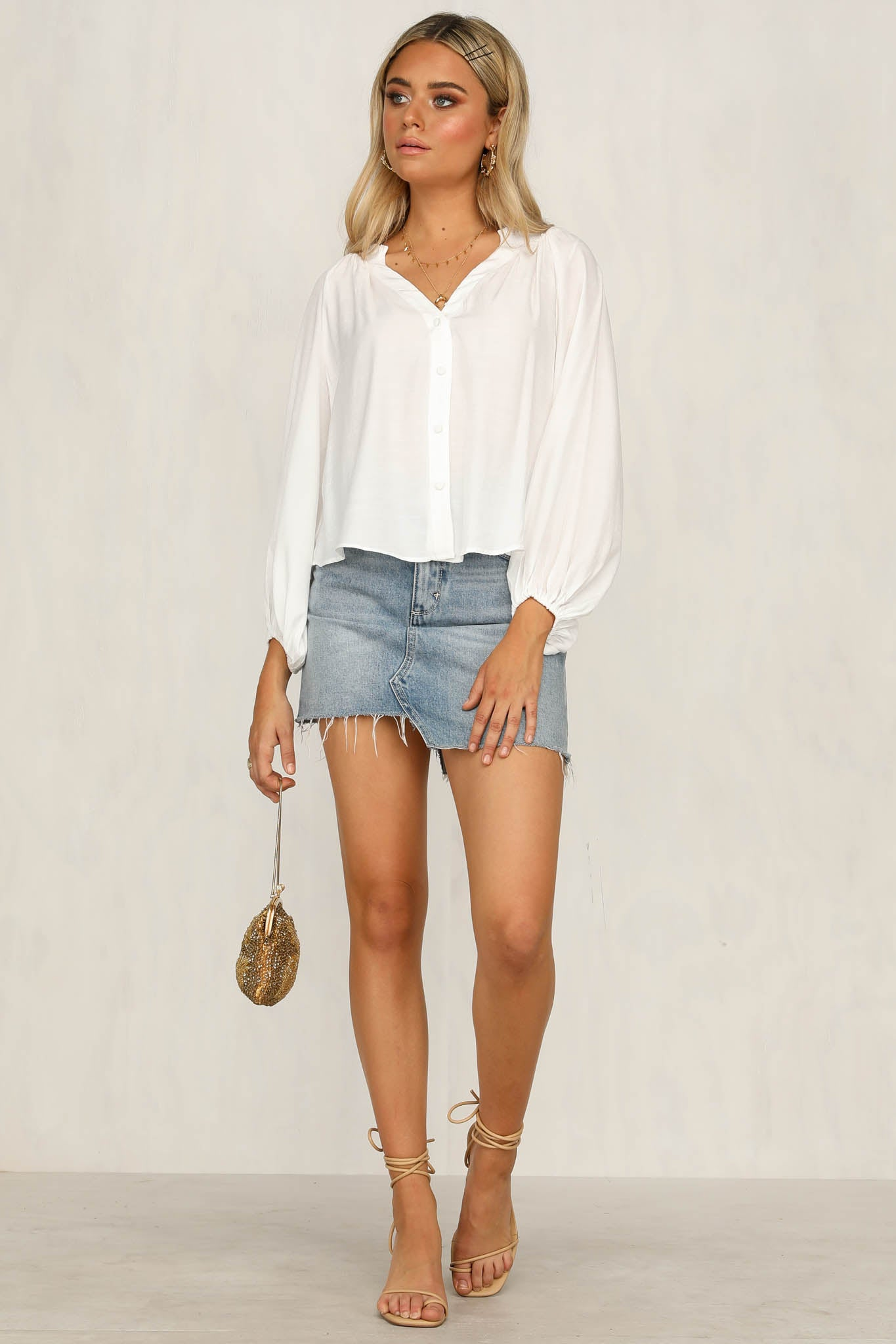Lilith Top (White)