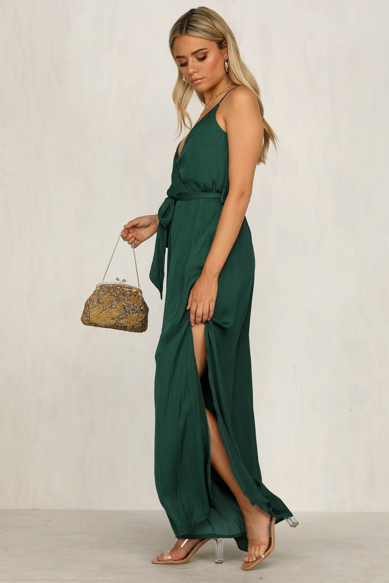 Smooth Talker Jumpsuit