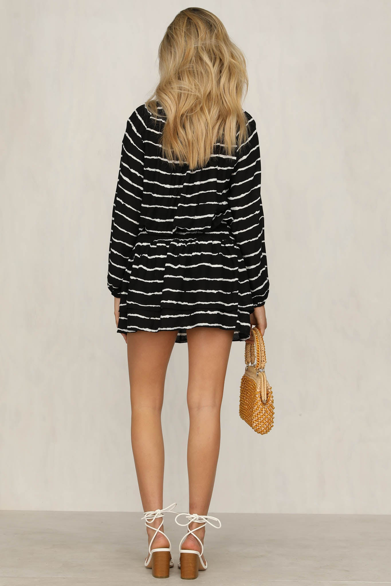 Bandit Dress (Black)