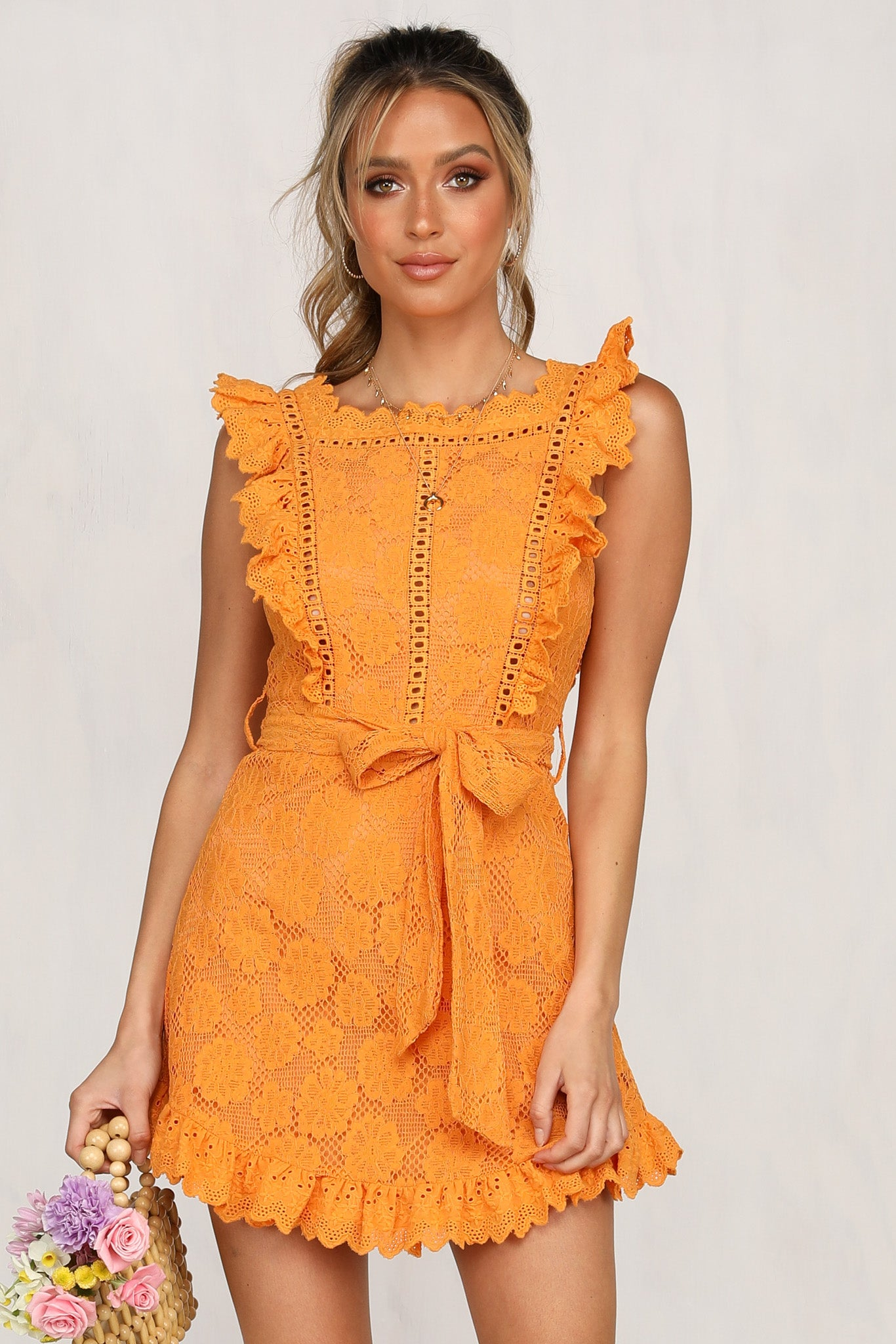 Chloe Dress (Sunset)