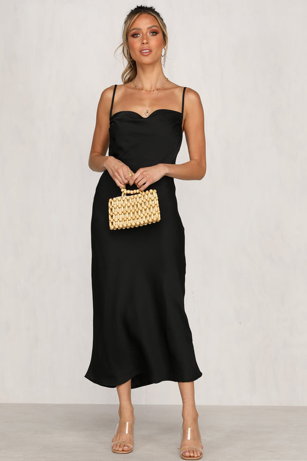 Embodiment Dress (Black)