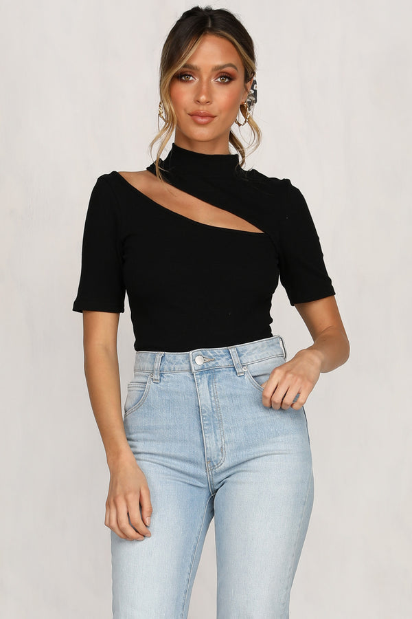 Mark It Out Top (Black)