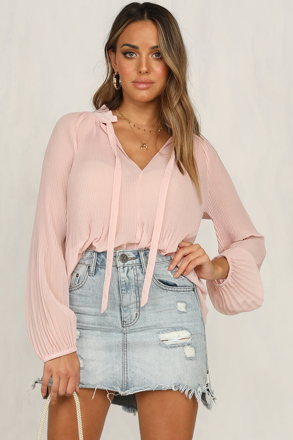 Addie Top (Pink)