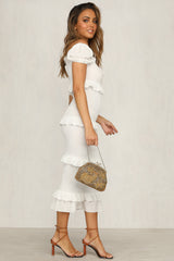 Love Or Lust Dress (White)