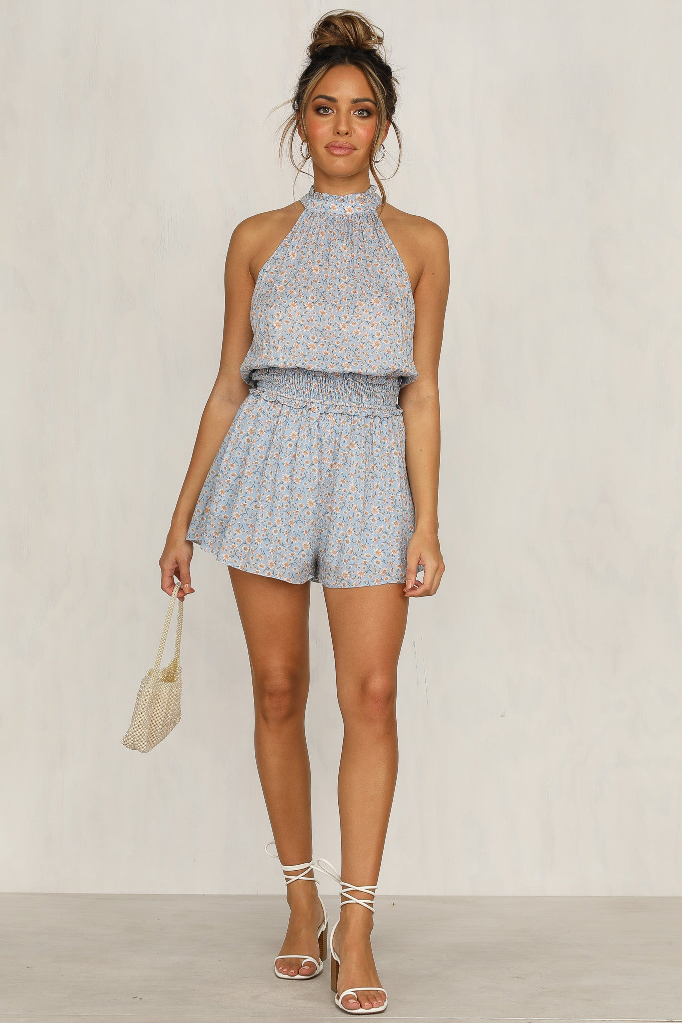 Lady Look Playsuit